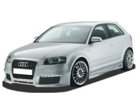 Audi A3 8P Singleframe Front Bumper Design 2