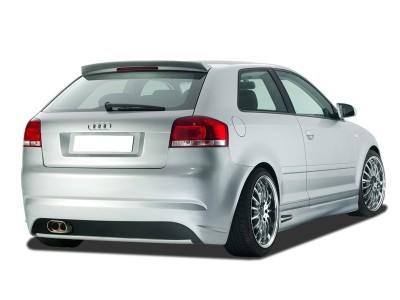 Audi A3 8P Singleframe Heckstossstange