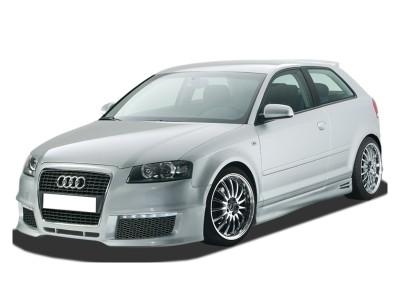 Audi A3 8P Singleframe2 Front Bumper