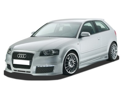 Audi A3 8P Singleframe2 Frontstossstange