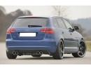 Audi A3 8P Sportback Recto Rear Bumper Extension