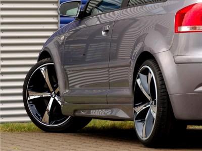 Audi A3 8P Sportback Rio5 Side Skirts