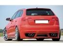 Audi A3 8P Sportback Vortex Rear Bumper Extension