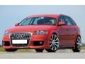 Audi A3 8P Sportback Vortex Side Skirts