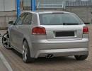 Audi A3 8P Storm Rear Bumper