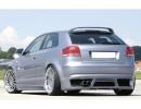 Audi A3 8P Vector Rear Bumper Extension