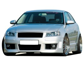Audi A3 8P Vector Side Skirts