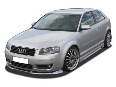 Audi A3 8P Verus-X Front Bumper Extension