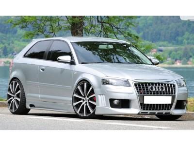 Audi A3 8P Vortex Front Bumper