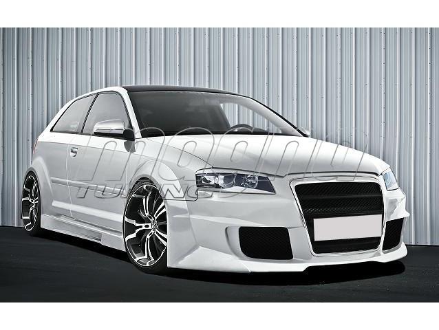 Audi A3 8P Wide Body Kit RaceLine