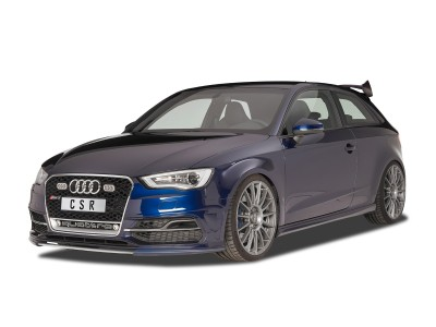 Audi A3 8V CX Front Bumper Extension
