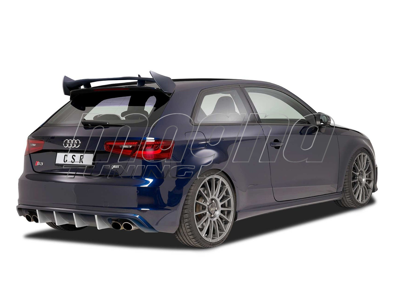 audi a3 8v cx rear wing. Black Bedroom Furniture Sets. Home Design Ideas