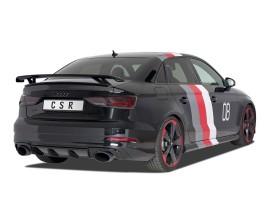 Audi A3 8V Crono Rear Wing