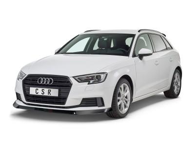 Audi A3 8V Facelift CX2 Front Bumper Extension