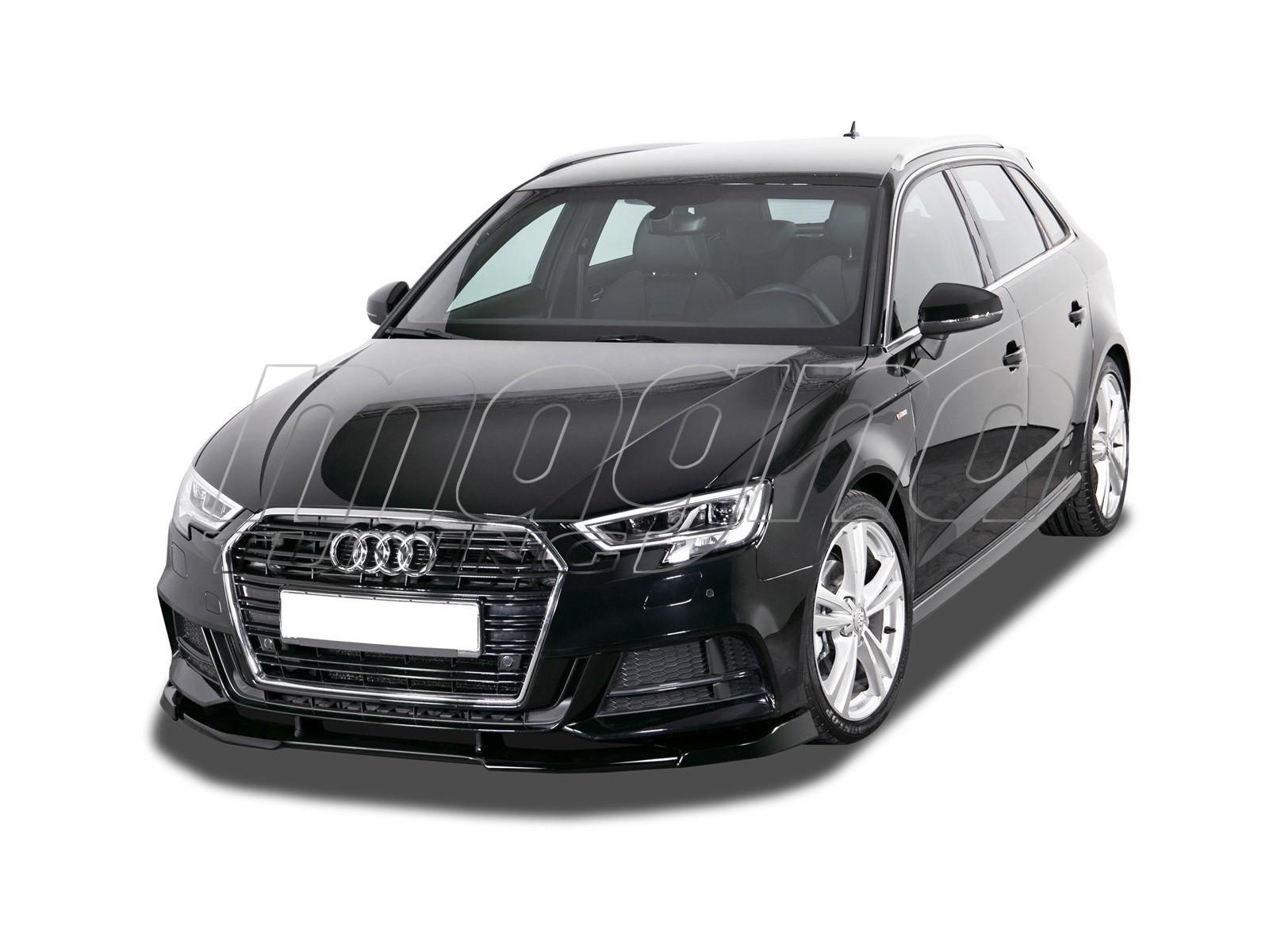 Audi A3 8V Facelift Extensie Bara Fata Veneo