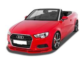 Audi A3 8V Facelift RX Front Bumper Extension