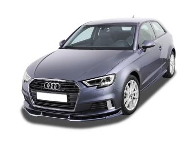 Audi A3 8V Facelift V3 Front Bumper Extension