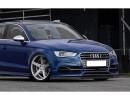 Audi A3 8V I-Line Front Bumper Extension