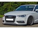 Audi A3 8V Intenso Front Bumper Extension