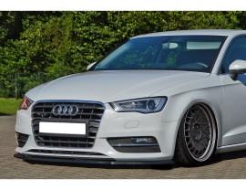 Audi A3 8V Intenso Front Bumper Extension