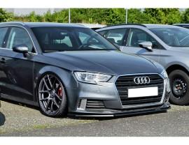 Audi A3 8V Invido Front Bumper Extension