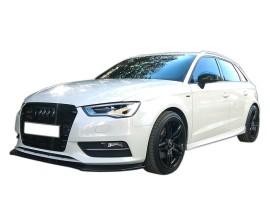 Audi A3 8V Master Front Bumper Extension