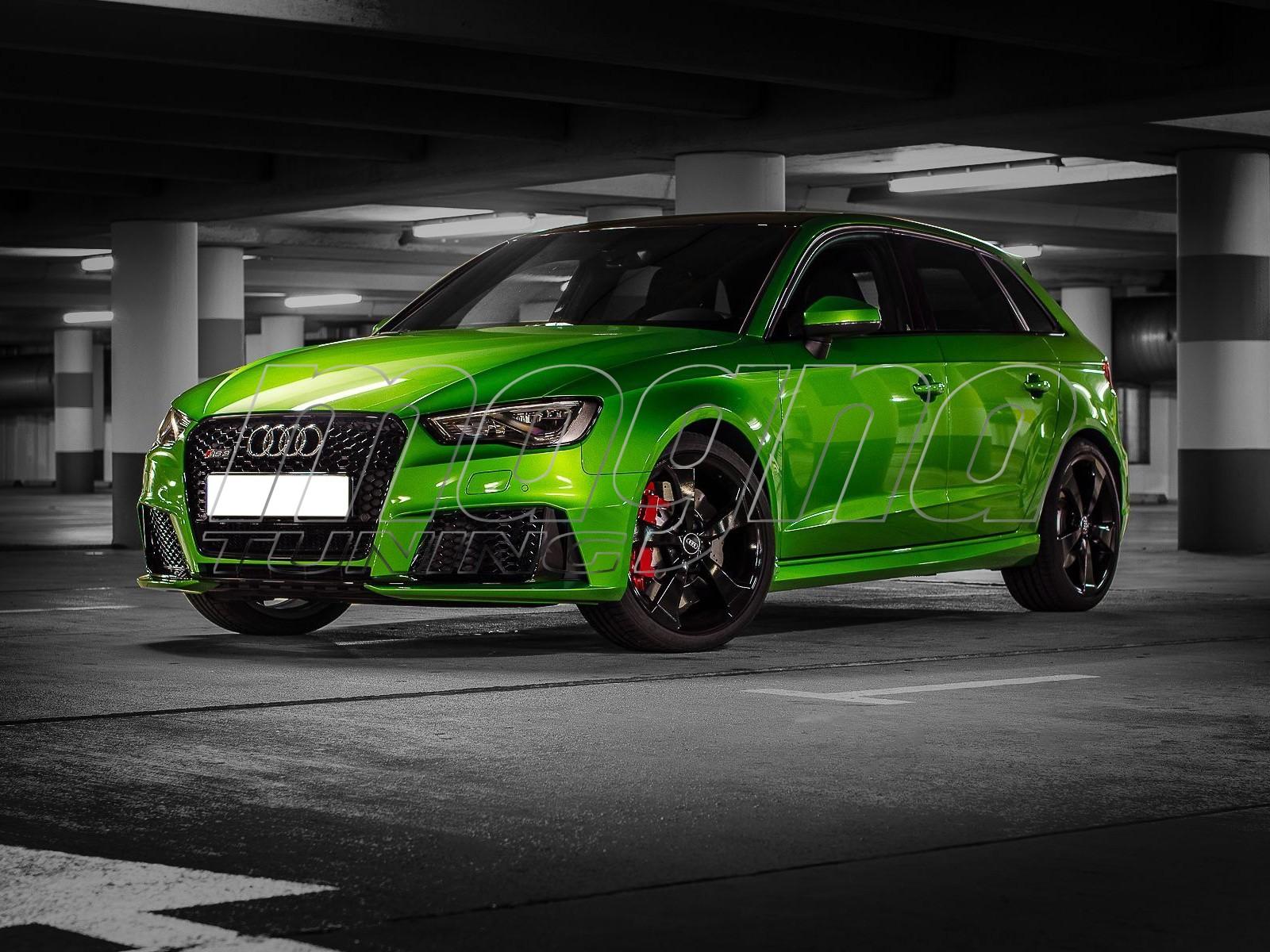 Audi A3 8v Rs3 Look Front Bumper
