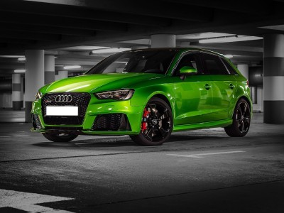 Audi A3 8V RS3-Look Frontstossstange