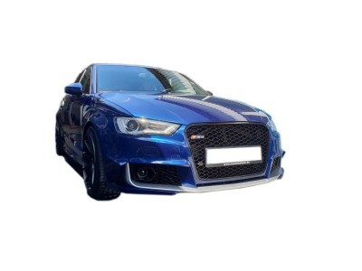 Audi A3 8V RS3-Style Front Bumper