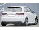 Audi A3 8V Recto Rear Bumper Extension