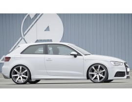 Audi A3 8V Recto Side Skirts