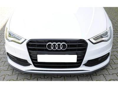 Audi A3 8V Redo Front Bumper Extension
