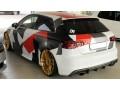 Audi A3 8V Retina Rear Bumper Extension