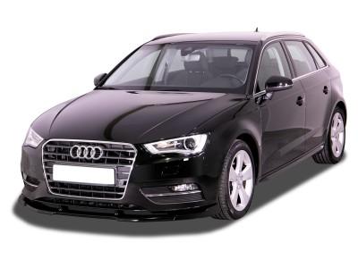 Audi A3 8V V1 Front Bumper Extension