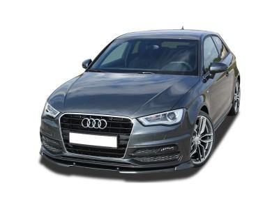 Audi A3 8V V2 Front Bumper Extension