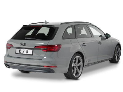 Audi A4 / S4 B9 / 8W CX Heckflugelaufsatz
