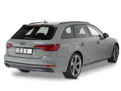 Audi A4 / S4 B9 / 8W CX Rear Wing Extension
