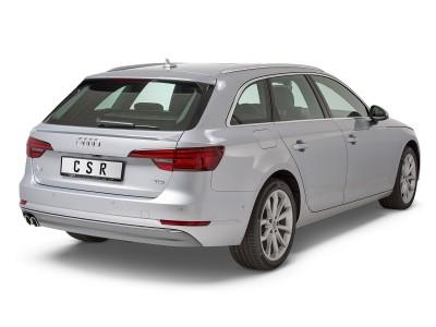 Audi A4 / S4 B9 / 8W NewLine Rear Wing