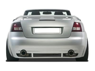 Audi A4 8H Convertible GT5 Rear Bumper Extension