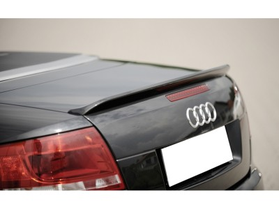 Audi A4 8H Convertible Vector Rear Wing