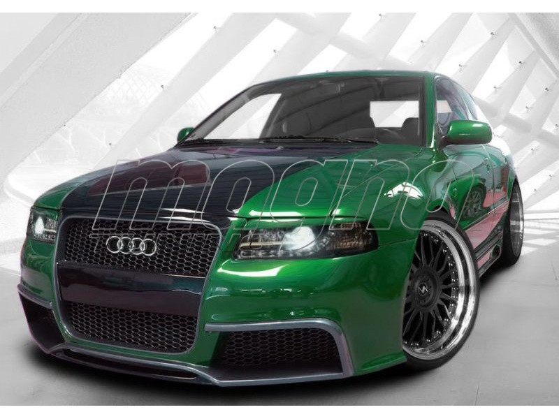 audi a4 b5 rs style front bumper. Black Bedroom Furniture Sets. Home Design Ideas