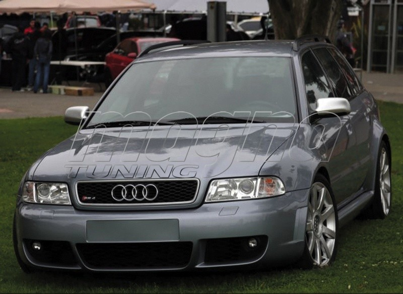 audi a4 b5 rs4 look front bumper. Black Bedroom Furniture Sets. Home Design Ideas