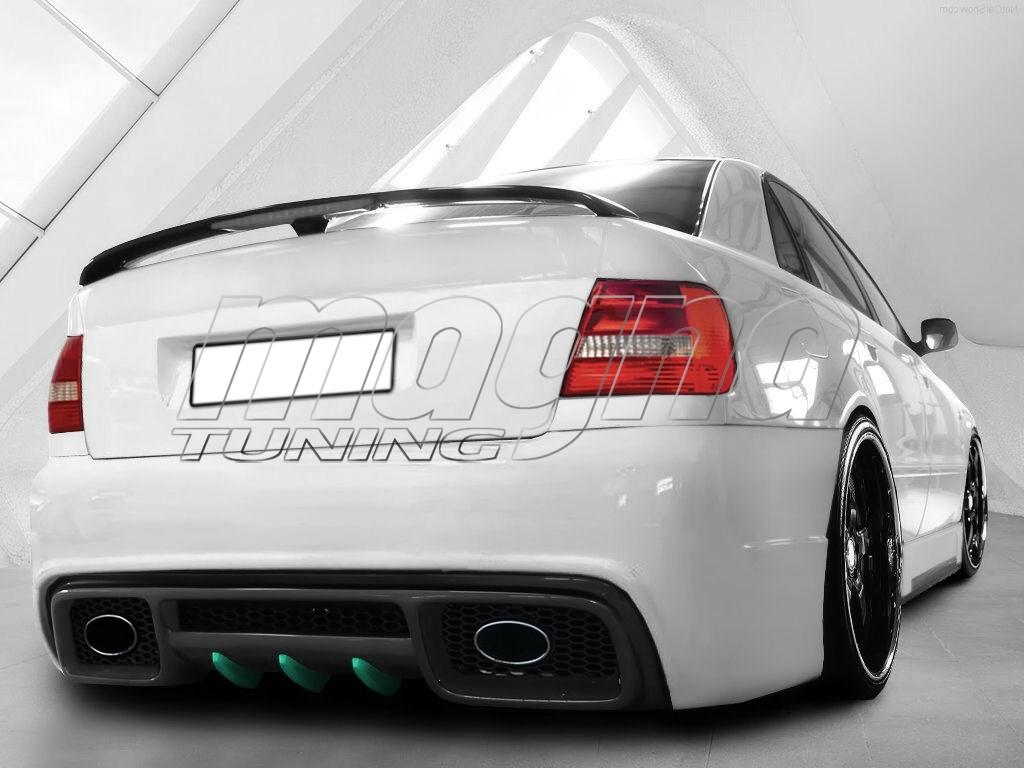 Audi A4 B5 RX Rear Bumper