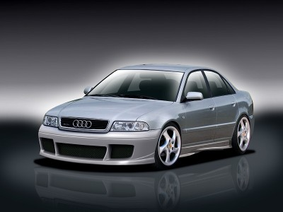 audi a4 s4 b5 tuning body kit bodykit stossstange. Black Bedroom Furniture Sets. Home Design Ideas