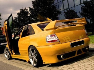 Audi A4 B5 Samurai Heckstossstange