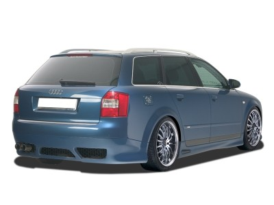 Audi A4 B6 / 8E Avant GTX-Race Rear Bumper Extension