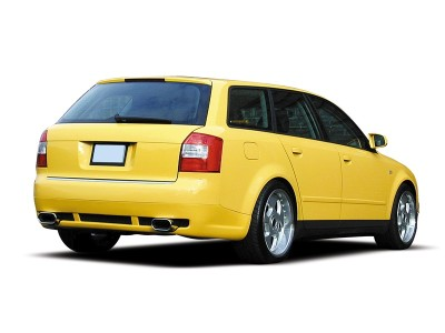 Audi A4 B6 / 8E Avant RS4-Look Rear Bumper Extension