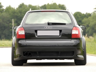 Audi A4 B6 / 8E Avant Redo Rear Bumper Extension