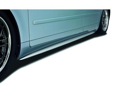 Audi A4 B6 / 8E CX Side Skirt Extensions
