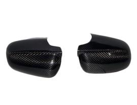 Audi A4 B6 / 8E Exclusive Carbon Fiber Mirror Covers